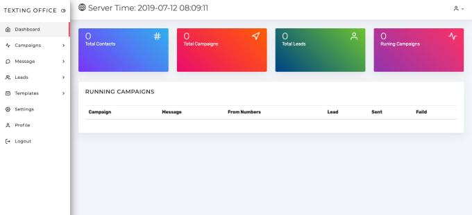 rizwanhaider66 : I will twilio or plivo bulk SMS in laravel framework for  $800 on www fiverr com