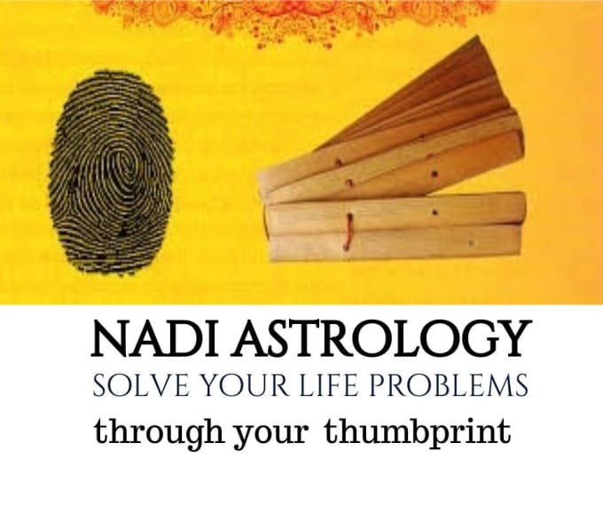 shoureneghosh : I will do nadi astrology predictions for your for $50 on  www fiverr com