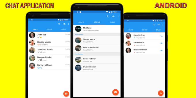 preet011 : I will design android chat app with firebase for $120 on  www fiverr com