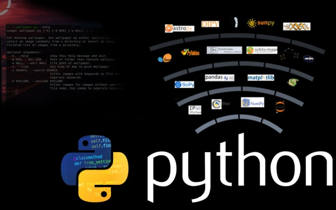 nooneknows1992 : I will do python programming, libraries, web scraping, bug  fixing for $5 on www fiverr com