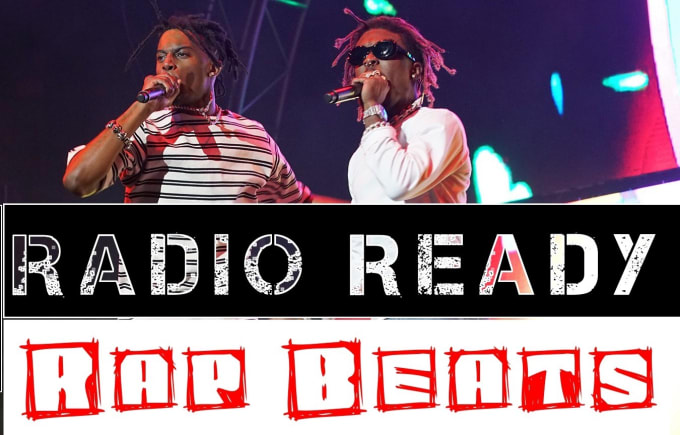 give you rap beats for your song the best rap instrumental trap beat ever
