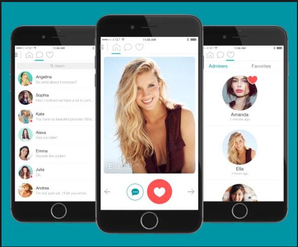 offline Dating spel för Android