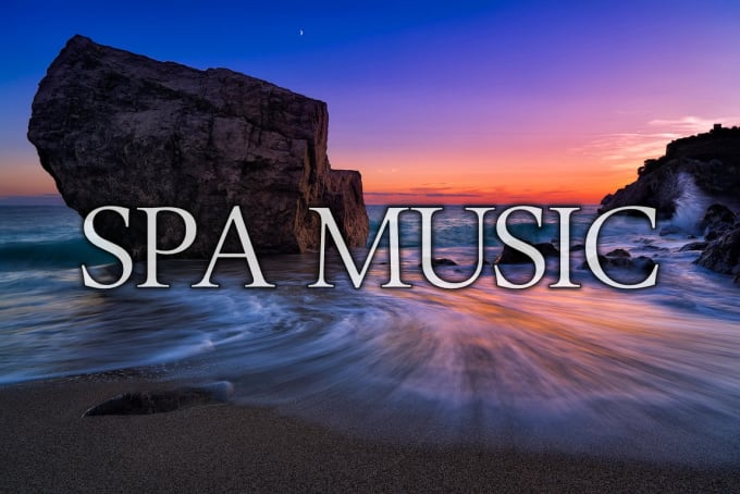 produce spa chillout royalty free music for commercial use