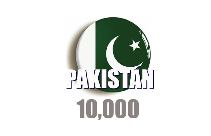 database2020 : I will get 10k pakistan business email lists database for  $30 on www fiverr com