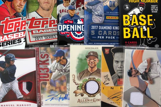 Appraise Your Baseball Cards