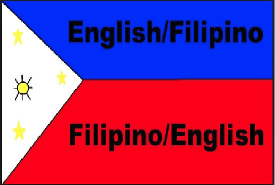 geribeni : I will translate filipino to english vise versa for $5 on  www fiverr com
