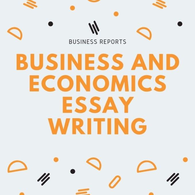 ahmerbajwa  i will write economics management business and marketing  essays for  on wwwfiverrcom