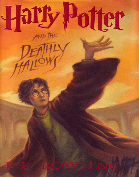 Niico23 I Will Send You The Ebook Harry Potter And The Deathly Hallows For 10 On Www Fiverr Com