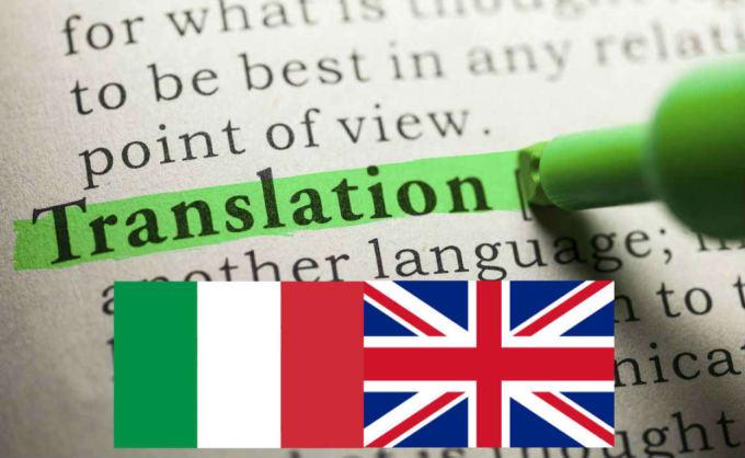 Italian Translation English To Italian: Translate In Italian Your Text By Simonegamba