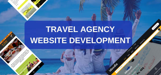 Travel Agency Website >> Develop Travel Agency Website