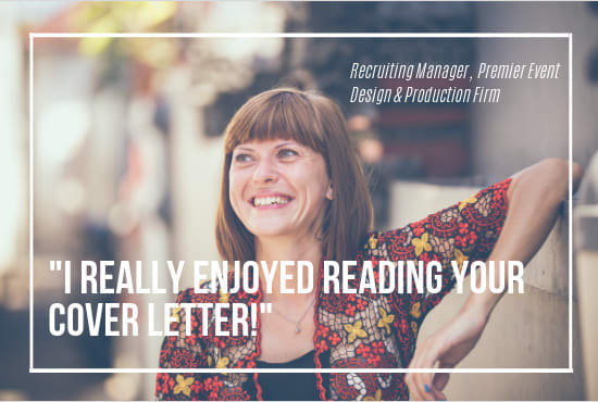 Write An Amazing Cover Letter And Get You That Interview