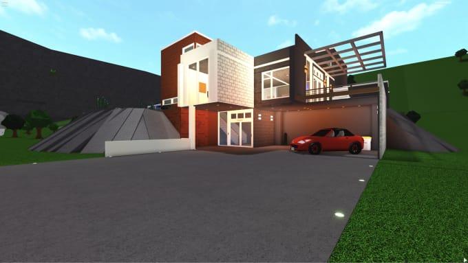 Robloxbloxburg 10000 House New Tutorial - Websi Todays Bloxburg Build Global Violins