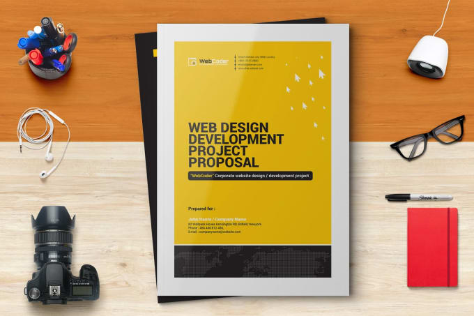computersgh : I will give you award winning web development proposal  templates for $50 on www fiverr com