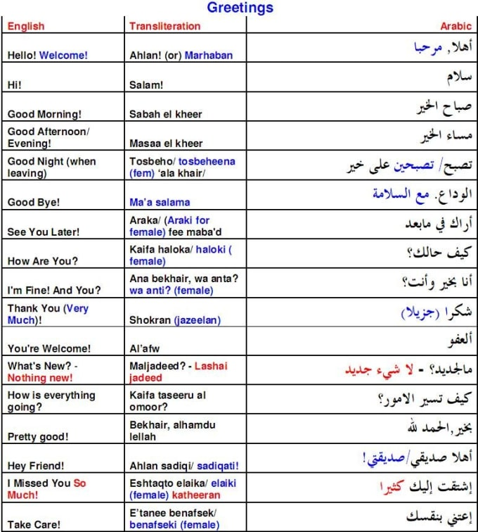 lolbitzian : I will translate arabic to english or english to arabic for $5  on www fiverr com