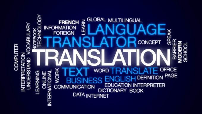 asmilingagony : I will be your filipino english translator vice versa for  $5 on www fiverr com
