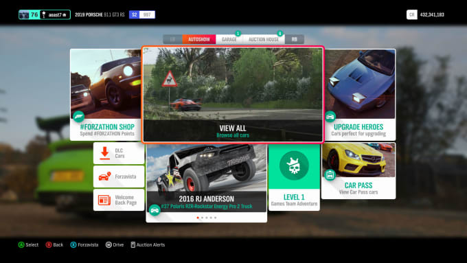 editz13 : I will forza horizon 4 credits xb1 and PC for $5 on www fiverr com