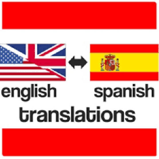 translate english to spanish and hindi 500 words
