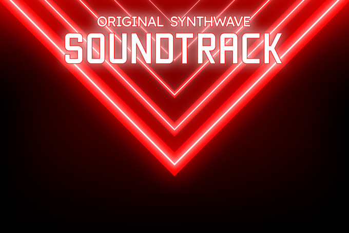 make modern synthwave for your game