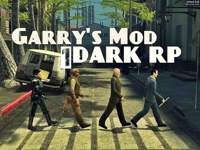 create your garrys mod server