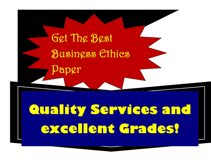 write business ethics essays