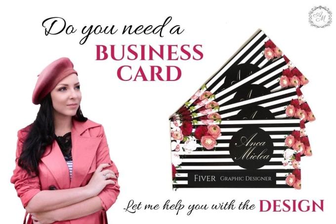 design unique business cards - GRAPHIC DESIGN