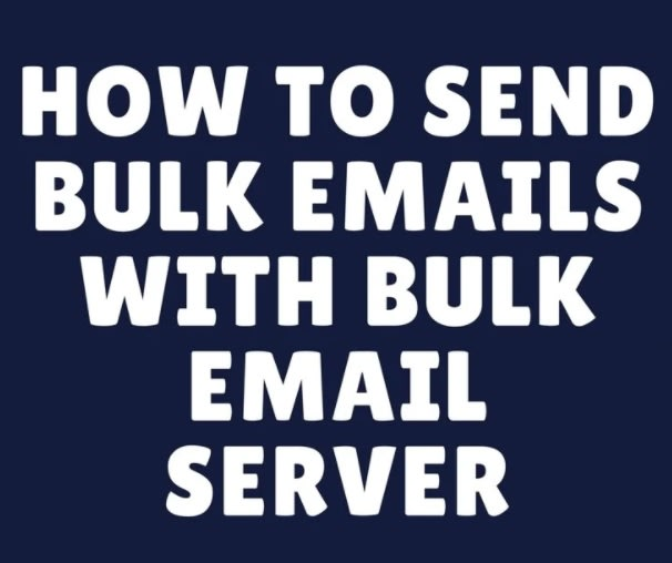 configure, build pmta with bulk email server