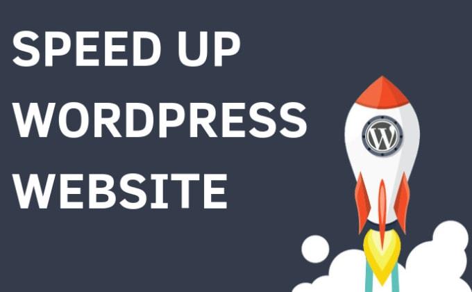 Speed up wordpress website using gtmetrix by Sharjeeltahir