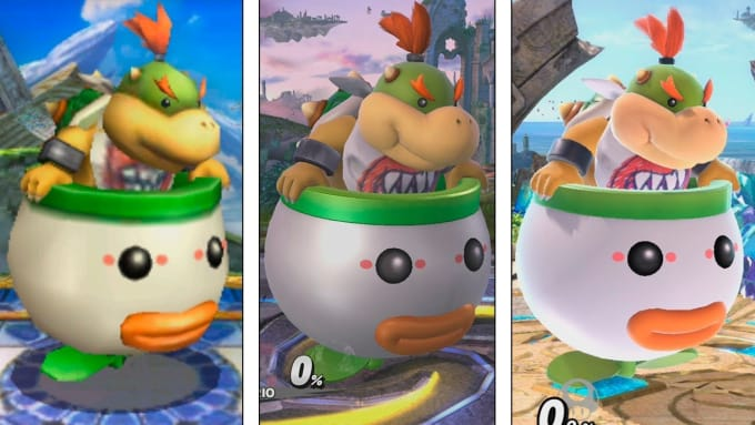 Completely Destroy You In Smash Bros Ultimate As Bowser Jr I Will Clip You