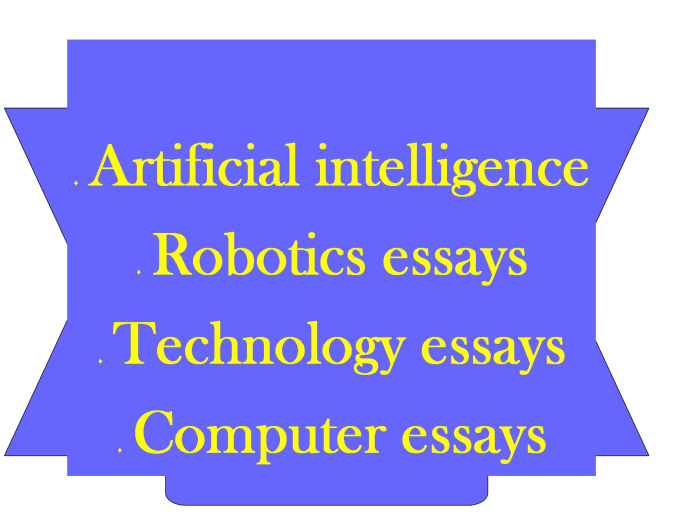Example Of A Book Review Essay  Pharmacy Essay Sample also Essay About Learning English Write Research On Artificial Intelligence Robot Science And Technological  Essay Academic Goal Essay