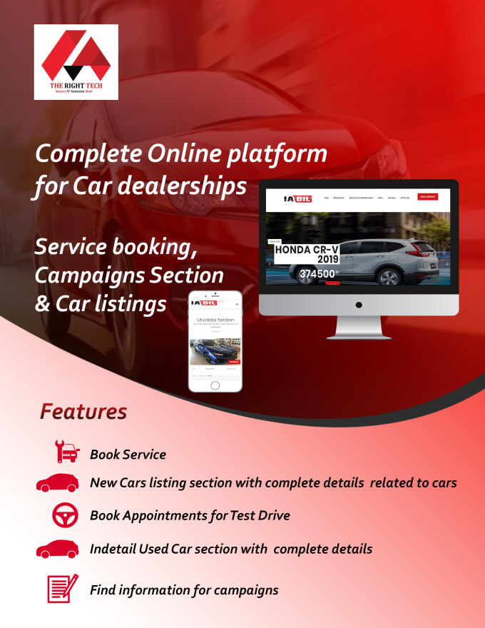 Used Car Dealerships Websites >> Give You Complete Car Dealership Website With Cms By