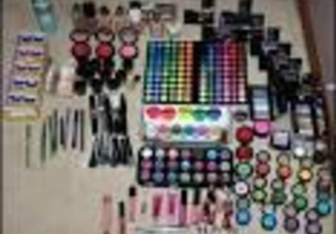 I will show you my makeup collection