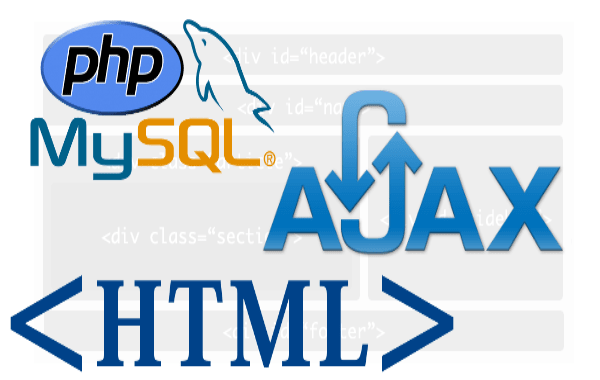 fix errors of php, html, css, jquery, ajax, javascript, emails