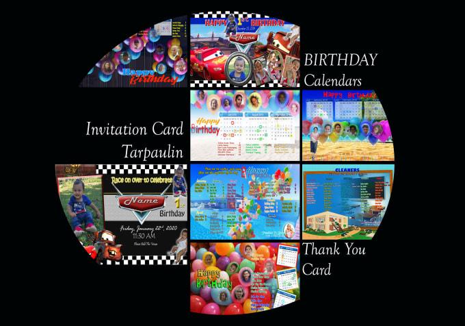 Create Cool Birthday Party Invitation Card