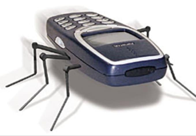 TELEPHONE BUG ULTRA SMALL