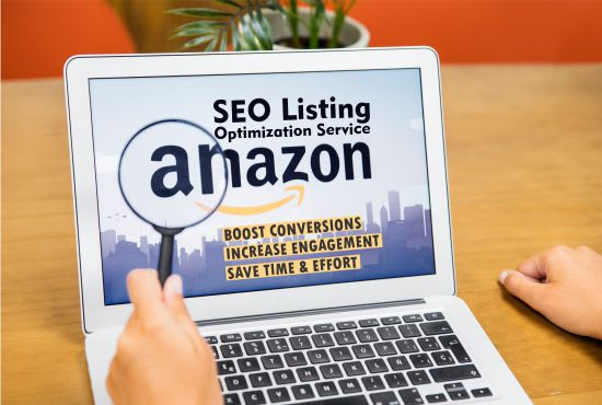 amazon listing optimization service