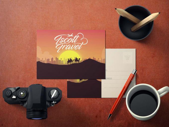 do something post card design by mahadihassan19. Black Bedroom Furniture Sets. Home Design Ideas