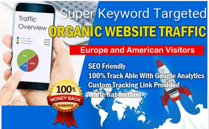 send unlimited super daily targeted website traffic