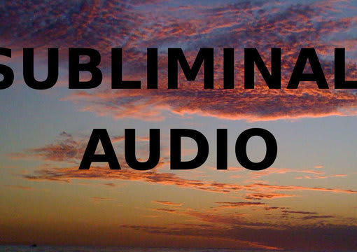 create your own personalised subliminal mp3 recording for you to help you  change your life