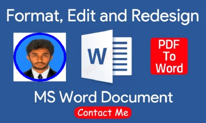convert pdf to word, redesign, format microsoft, ms word