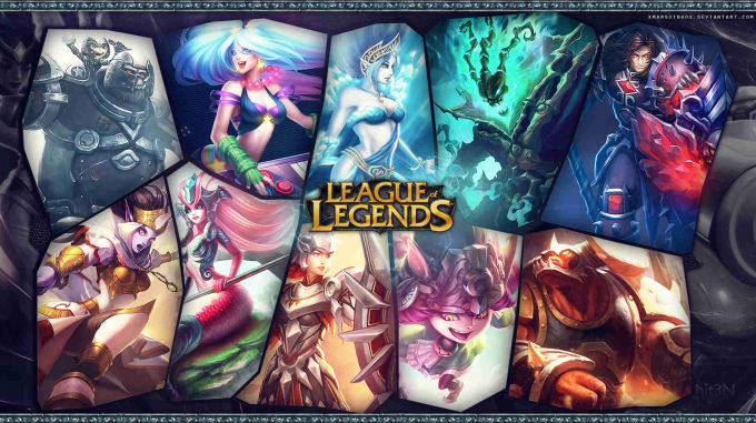 lyrae13 : I will level up your league of legends account to level 30 for $5  on www fiverr com