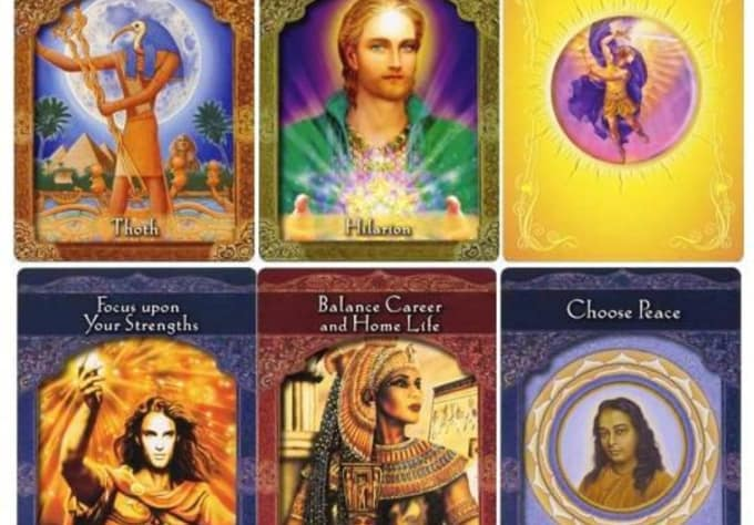 denverrose1021 : I will give you an Ascended Masters Oracle Card Reading  for $5 on www fiverr com