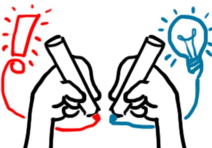 create an eye catching whiteboard animation digital hand drawn by