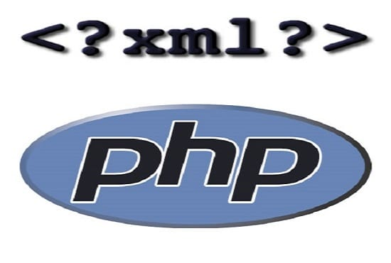 convert xml or json to excel or store in db or show in html
