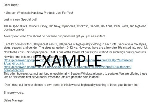 Write A Sales Letter For Your Mailing List By Gravetiart