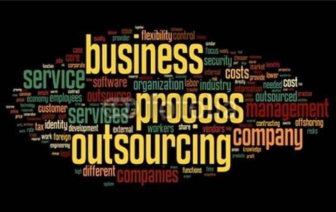 economics company outsourcing