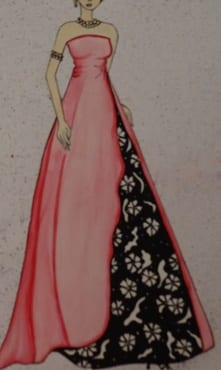 Fashion Designing Indo Western Dresses Sketches Chelss Chapman