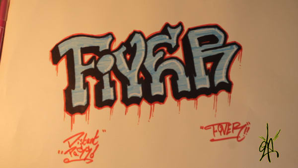Write Your Name In An Awesome Graffiti Style