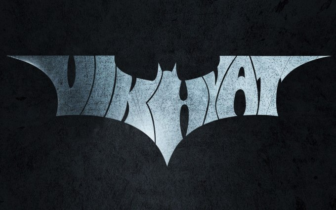 Put Your Name In A Batman Dark Knight Logo By Vikhyat