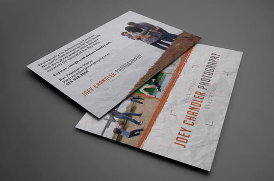 Print And Mail You 100 Full Color 4x6 Flyers Postcards Or Invitations