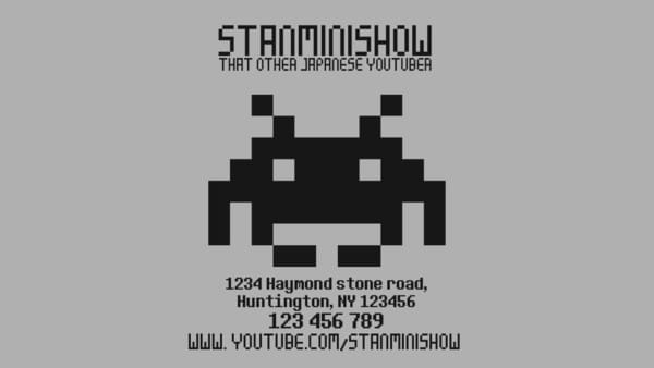 Design A High Quality 8bit Business Card By Stanminishow